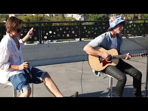 """The BalCOny Performs """"Pack your Bags"""" Live!   #AskArtist"""