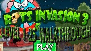 Rats Invasion 3 Walkthrough