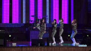 크레용팝(CRAYON POP)[4K직캠]빠빠빠(Bar Bar Bar)@20151114 Rock Music