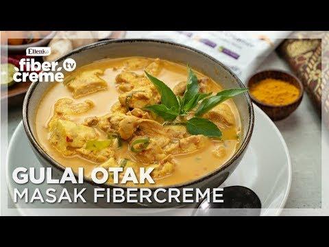 Resep Masakan Padang Gulai Otak Masak Fibercreme Youtube