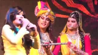 Shahnaj Akhtar( शाहनाज़ अख्तर) Bhakti Video .(रात  श्याम  सपने  में  आए.) .Raath Shyam Sapne Me Aye .