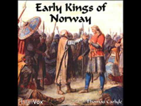 EARLY KINGS OF NORWAY by Thomas Carlyle FULL AUDIOBOOK | Bes