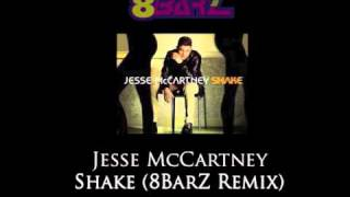 Jesse McCartney - Shake (8BarZ Remix)