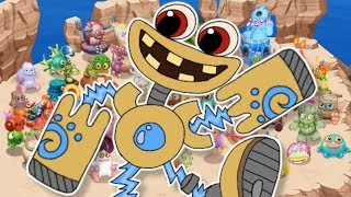 My Singing Monsters: Dawn Of Fire - Continent (Full Song) (& Wubbox) (Concept) (Ft. TME)