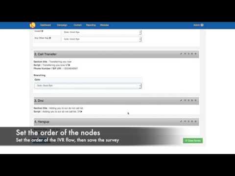 Newfies Dialer V3.0 - Voice Broadcasting IVR Platform