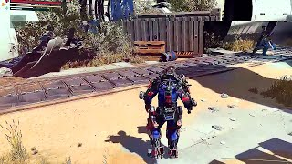 THE SURGE Gameplay Walkthrough DEMO (Gamescom 2016)