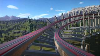 rmc high hill runner planet coaster