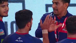 Pro Kabaddi 2018 | Haryana Steelers vs Puneri Paltan | Match Highlights | HINDI