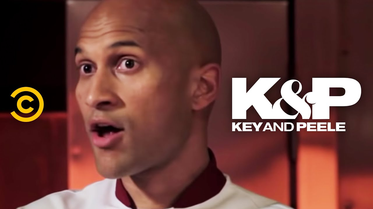 Cooking Shows Can Mess with Your Head - Key & Peele