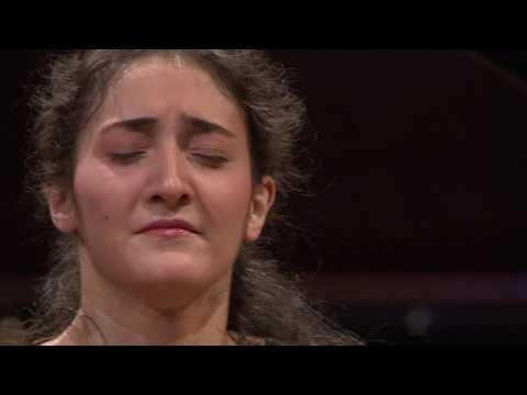 Hélène Tysman – Prelude in E minor, Op. 28 No. 4 (second stage, 2010)