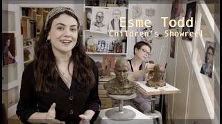Esme Todd - Children's Presenter Showreel (Kids TV, Education, TEFL)