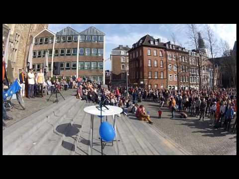 J Rgen Kutsch Pulseofeurope Aachen Youtube