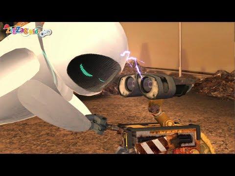 WALL-E | All Cutscenes Movie Game | ZigZag