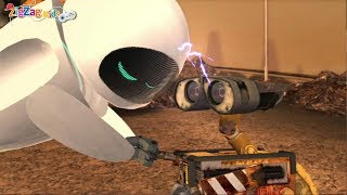 WALL-E | All Cutscenes Movie Game | ZigZag Kids HD