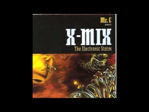 X-Mix 6 Mr.C - The Electronic Storm 1996