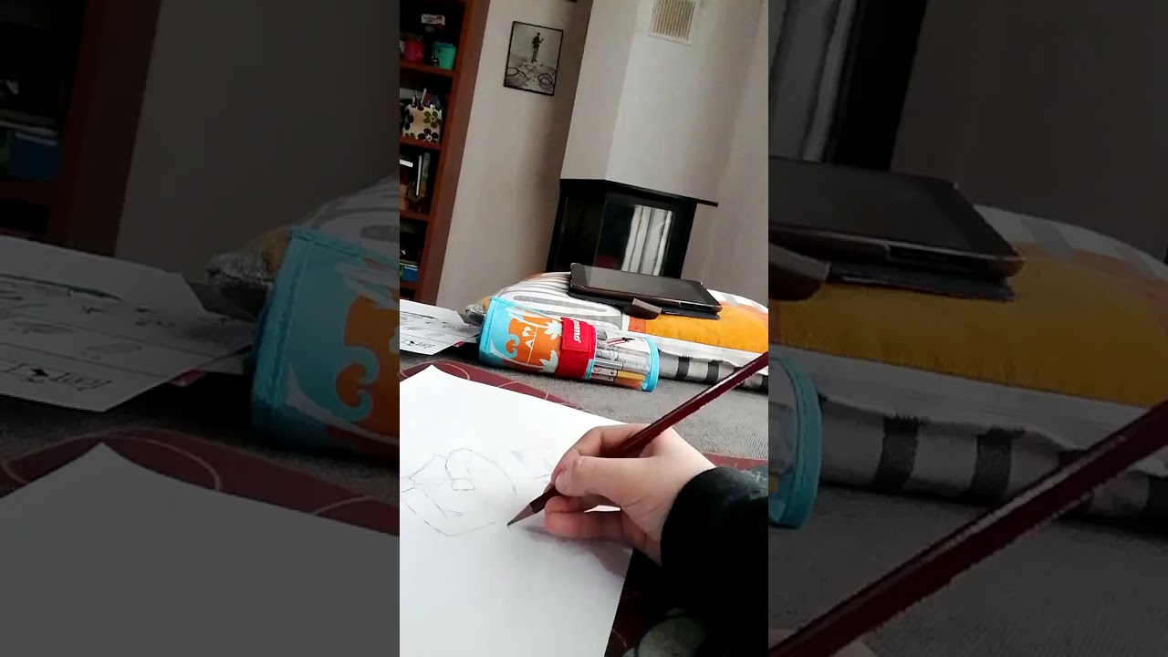 Disegno Una Skin Di Fortnite Youtube