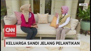 Keluarga Sandiaga Uno Jelang Pelantikan Gubernur Baru DKI Jakarta - Selamat Bekerja Anies Sandi