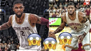 NBA LIVE 18 VS 2k!!! Which Looks better? THEY BODYING THEM!!!!