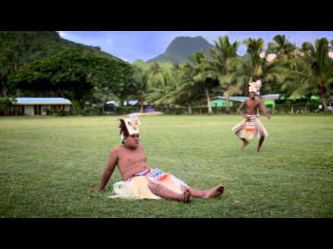 Cook Islands Welcome