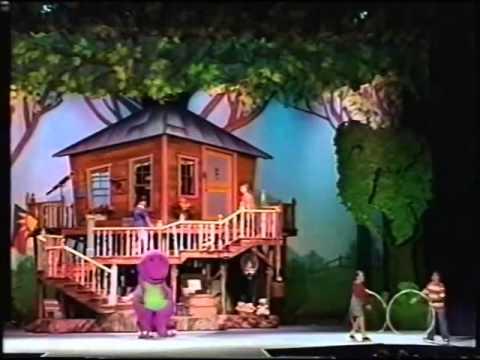 Barney Big Surprise Part 1