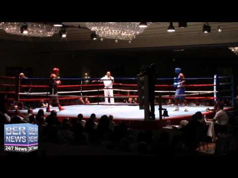Keanu Wilson vs Courtney Dublin Boxing Match, November 7 2015