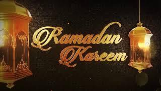 Ramadan Goldish Opener | After Effects template