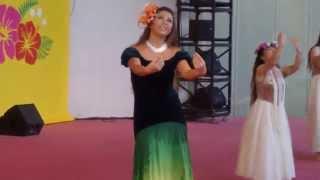 <花は咲く>フラダンス・ハワイ語バージョン