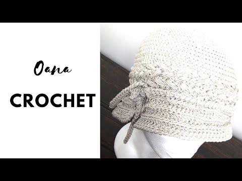 Cloche Anni 20 Alluncinetto By Oana