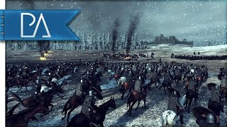 BATTLE OF BASTARDS - Game of Thrones - Seven Kingdoms Total War Mod Gameplay