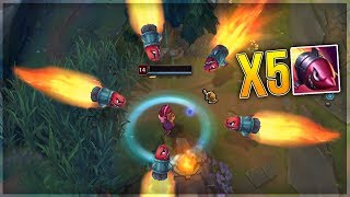 TRY NOT TO LAUGH LEAGUE OF LEGENDS EDITION (10 Minutes)
