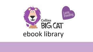 Collins Big Cat ebook library walkthrough - YouTube