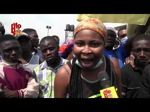 ENDSARS PROTEST IN LAGOS (DAY 3)
