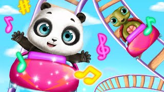 TutoTOONS Kids Songs - Panda Lu Fun Park 🎠Sing Along & Dance Music for Children, Toddlers & Family