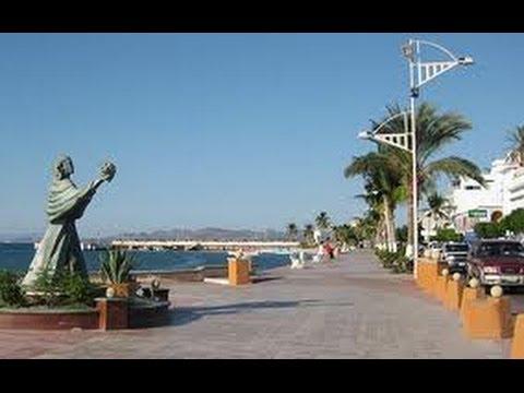 La Paz, Baja California Sur, México Playa El Malecon Sus Tur