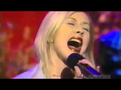 Christina Aguilera best high notes few used