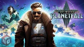 ЭПИЧЕСКАЯ ПОШАГОВАЯ СТРАТЕГИЯ - Age Of Wonders: Planetfall!