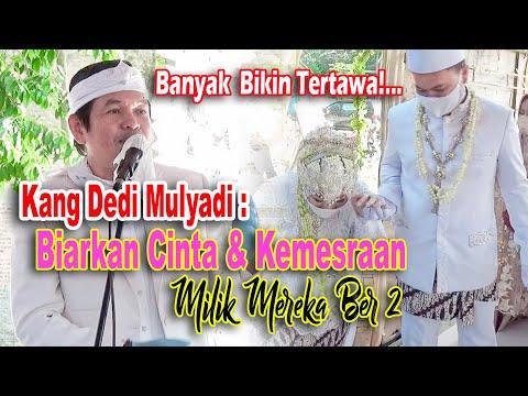 KANG DEDI MULYADI   (mantan Bupati Purwakarta )  Diacara Serah Terima  Resepsi Pernikahan.