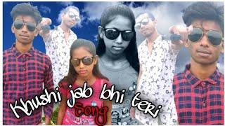 Khushi_Jab_bhi_Teri//Heart touching Love story//Sad Love story//Lb hamim music company//
