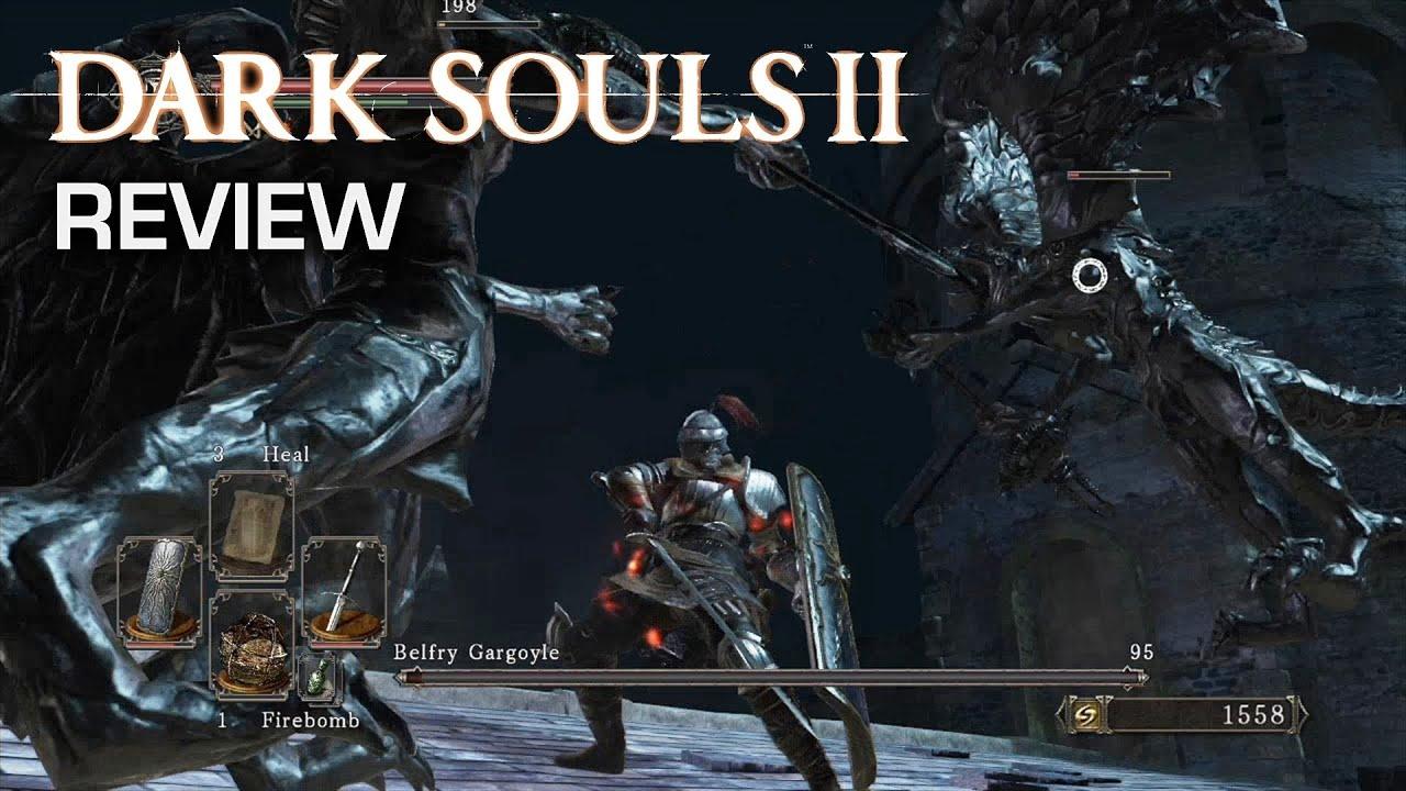 Dark Souls 2 Review Not The End: Dark Souls II