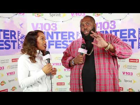 Killer Mike Talks About His New Shop At Philips Arena