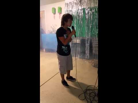 Brother-in-law karaoke