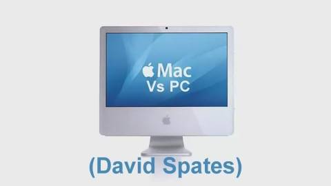 Download Mac Vs. PC Commercial Spoof 😂COMEDY😂 ( David Spates )