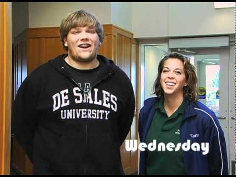 This week on campus: Oct. 17 to 23