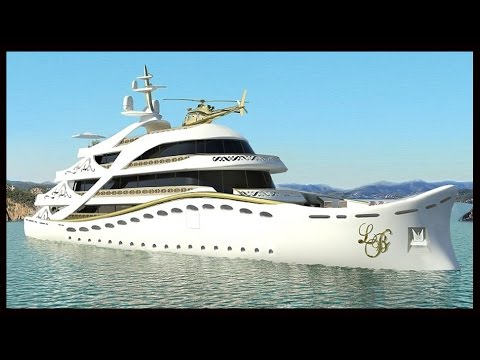 A Yacht For Women ONLY...But Who's Gonna Drive It?