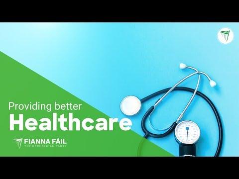 Building a Modern Healthcare System Under Fianna Fáil