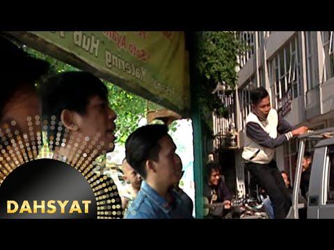 Gokil D'Masiv Ngamen Di Jalan [Dahsyat] [17 Mar 2016]