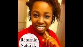 Returning Natural. My Hair Journey | WithinLiesBeauty87 ♥ Thumbnail