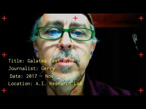 Galatea - Artificial Intelligence Development - Deep Learning Chatbot