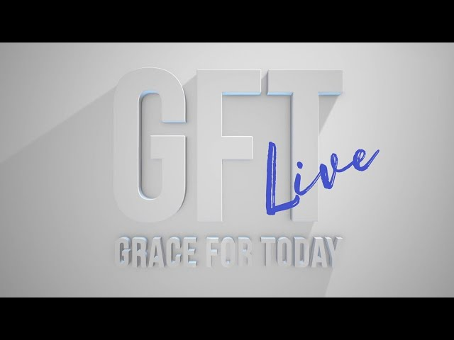 The Incorruptible Seed Part II - Lawson and Aaron Perdue - Grace For Today Live - 09/29/20