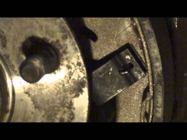 2001 Dodge Neon  - Rear Drum Brake Service - Part III Travel Video